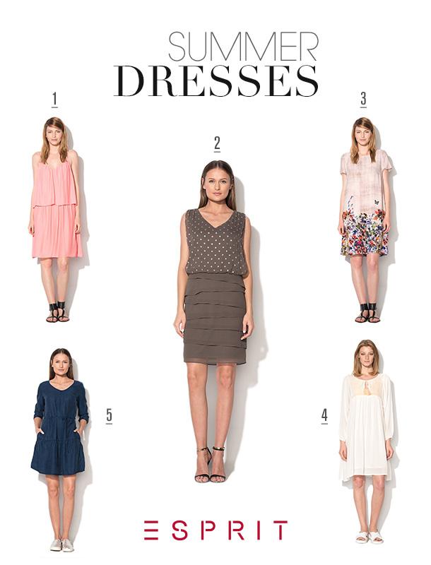 9b0d1cb424 ESPRIT: A legszebb nyári ruhák | Fashiondays