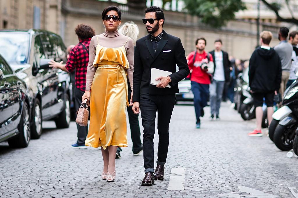 c795f2ea62 Street Style : Day Six - Paris Fashion Week Spring/Summer 2017